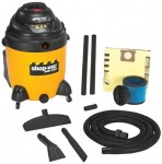 Shop-Vac 962-54-10 The Right Stuff Series Extra Quiet Contractor's Wet/Dry Vacuums