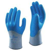 SHOWA 305L-09 305 Latex Coated Gloves