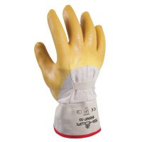 SHOWA 66NF-10 66NF Natural Rubber Coated Gloves