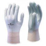 SHOWA 370WM-07 Atlas Assembly Grip 370W Nitrile-Coated Gloves