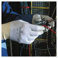 SHOWA 370WXL-09 Atlas Assembly Grip 370W Nitrile-Coated Gloves