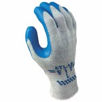 SHOWA 300L-09 Atlas Fit 300 Rubber-Coated Gloves