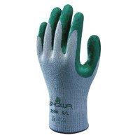 SHOWA 350L-09 Atlas Fit 350 Nitrile-Coated Gloves