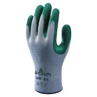 SHOWA 350S-07 Atlas Fit 350 Nitrile-Coated Gloves