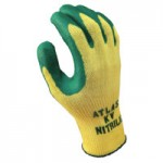 SHOWA KV350M-08 Atlas Nitrile Palm-Coated Gloves