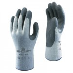 SHOWA 451XL-10 Atlas Therma-Fit 451 Latex Coated Gloves