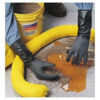 SHOWA 874-08 Butyl II Chemical-Resistant Gloves