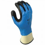 SHOWA 377XL-09 Foam Grip 377 Nitrile-Coated Gloves