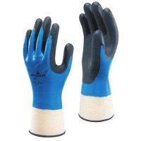 SHOWA 377XXL-10 Foam Grip 377 Nitrile-Coated Gloves