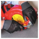SHOWA BO500B-XL Hi-Tech Polyurethane Coated Gloves
