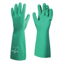 SHOWA 737-10 Nitrile Disposable Gloves