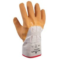 SHOWA 66NFW-10 Original Nitty Gritty Palm-Coated Rubber Gloves