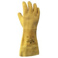 SHOWA 67NFW-10 Original Nitty Gritty Rubber-Coated Gloves