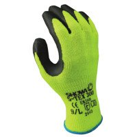 SHOWA S-TEX300L-09 S-Tex 300 Rubber Palm-Coated Gloves