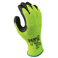 SHOWA S-TEX300M-08 S-Tex 300 Rubber Palm-Coated Gloves