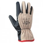 SHOWA 2790-09 Strapper Nitrile Coated Gloves
