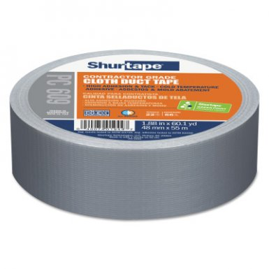 Shurtape 196307 PC 609 Performance Grade Duct Tapes