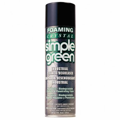 Foaming Crystal Simple Green