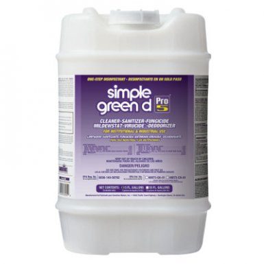 Simple Green 3400000130505 Pro 5 Disinfectants
