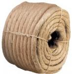Sisal Rope 1/4X30LB-SI Sisal Ropes