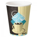 Solo IC12J7534CT Duo Shield Insulated Paper Hot Cups