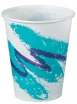 Solo SCC R53J Wax-Coated Paper Cold Cups