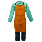 Stanco GB236B Gold Band Leather Welder's Clothing