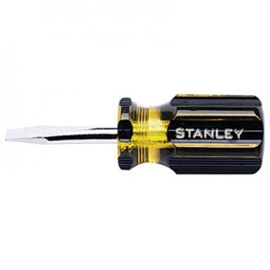 Stanley 66-163-A 100 Plus Round Blade Standard Tip Screwdrivers