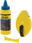 Stanley 47-443 3 Pc. Chalk Line Reel Sets