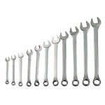 Stanley BW-11P Blackhawk 11 Piece Combination Wrench Sets