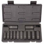 Stanley U-1512DS Blackhawk 12 Piece Deep Impact Socket Sets