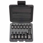 Stanley TS-1213S Blackhawk 13 Piece Internal Torx Socket Sets