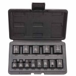 Stanley U-1513S Blackhawk 13 Piece Impact Socket Sets