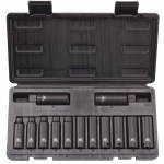 Stanley U-1613MS Blackhawk 13 Piece Deep Impact Socket Sets