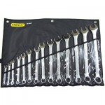 Stanley BL-014M Blackhawk 14 Piece Combination Wrench Sets