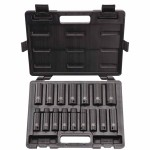 Stanley UW-516MDS Blackhawk 16 Piece Deep Impact Socket Sets