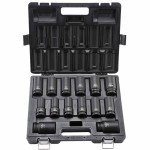 Stanley UW-2614DS Blackhawk Deep Impact Socket Sets