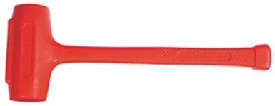 Stanley 57-550 Compo-Cast Sledge Model Soft Face Hammers