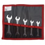 Stanley FM-22.JE6T Facom Short Open End Wrench Sets