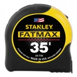 Stanley 33-735 FatMax Reinforced w/Blade Armor Tape Rules