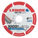 Stanley 1972922 Lenox MetalMax Cut-Off Wheels