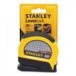 Stanley STHT30830 LeverLock Tape Measures