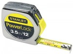 "Stanley 33-215 Powerlock Tape Rules 1/2"" Wide Blade"