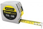 "Stanley 33-428 Powerlock Tape Rules 1"" Wide Blade"