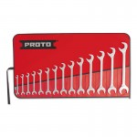 Stanley J3100B Proto Angle Open End Wrench Sets