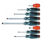 Stanley 662679081874 Proto DuraTek 8-Piece Combination Screwdriver Sets