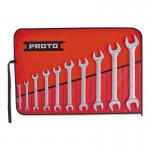 Stanley 3000H Proto Open End Wrench Sets