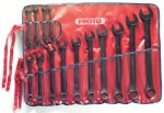 Stanley J1200FBASD Proto Protoblack Torqueplus Combination Wrench Sets