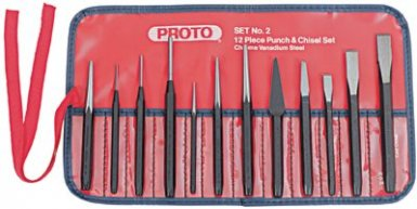 Stanley 3 Proto Punch & Chisel Sets