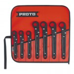 Stanley 3800A Proto Ratcheting Flare Nut Wrench Sets